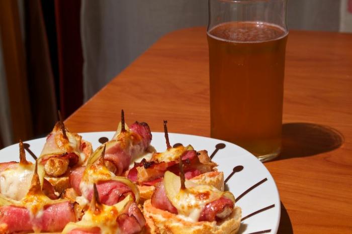 canapés ricos con jamon, como preparar pinchos vascos, mas de 90 ideas de aperitivos espectaculares y faciles en imagenes