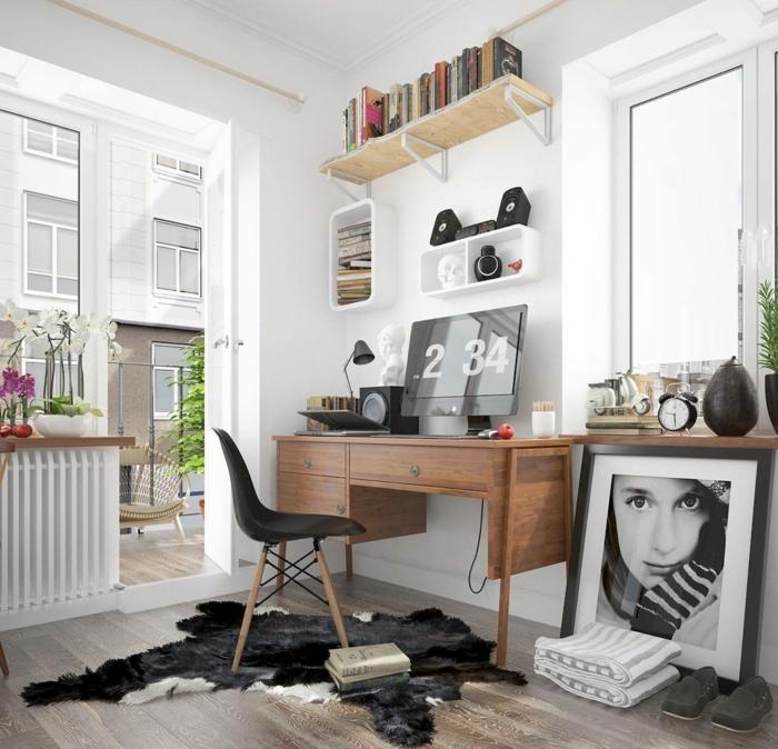 ideas sobre como decorar la casa mientras estamos en cuarentena, como organizar tu propio despacho paso a paso