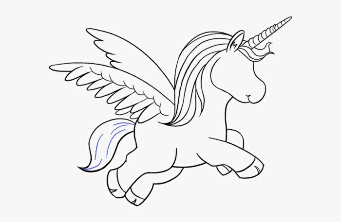 dibujos para pintar super chulos, dibujos para colorear de unicornios, como dibujar un unicornio, fotos de dibujos bonitos