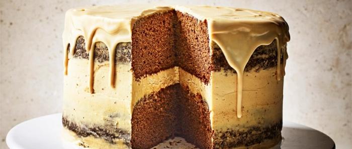 tarta de bizcocho con cacao con glaseado de dulce de leche, tartas infantiles, fotos de tartas de cumpleaños, tartas de cumpleaños originales para adultos, imagenes de tartas de cumpleaños, tartas de cumpleaños caseras
