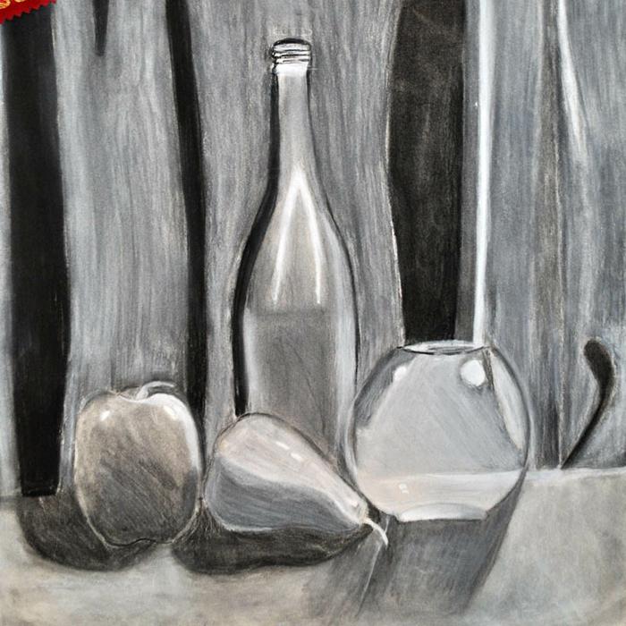 inspiradores dibujos en blanco y negro, dibujos de paisajes, dibujos realistas, fotos de dibujos chulos