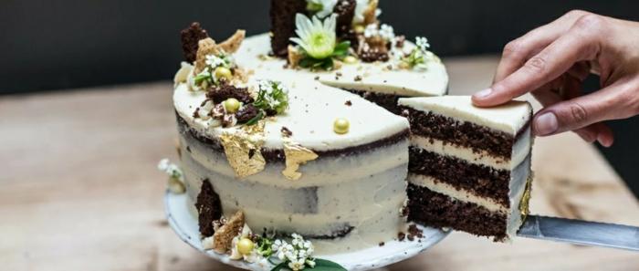 ideas para decorar tartas, fotos de tartas decoradas con mucho encanto, ideas para decorar tartas de cumpleaños