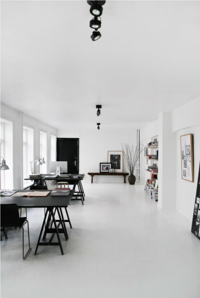 las mejores ideas sobre como organizar una oficina en tu casa, fotos de despachos en casa decorados con mucho encanto