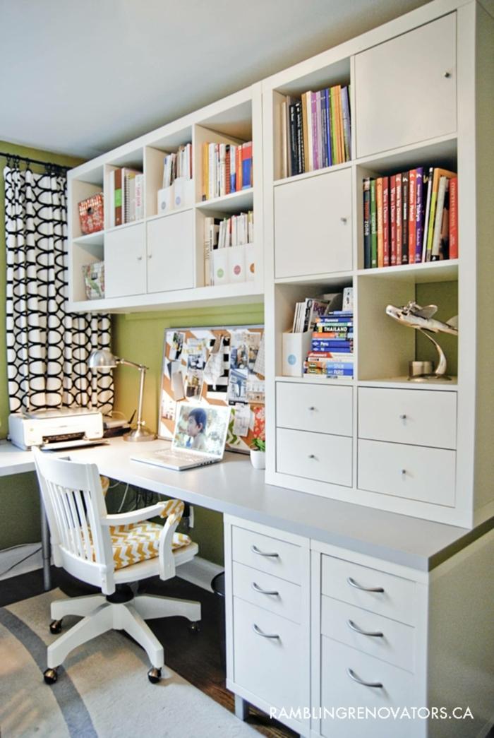 bonitas ideas sobre como amueblar tu oficina en casa, muebles de oficina bonitos y funcionales,fotos con ideas sobre como decorar la casa