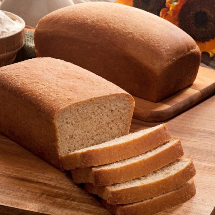 pan integral sin levadura, como hacer pan en el horno de casa, receta de pan casero esponjoso, , ideas de panes caseros sin maquina