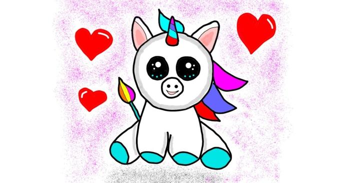 las mejores ideas de dibujos de unicornios para calcar o redibujar, ideas de dibujos especiales, dibujos para colorear de unicornios, como dibujar un unicornio