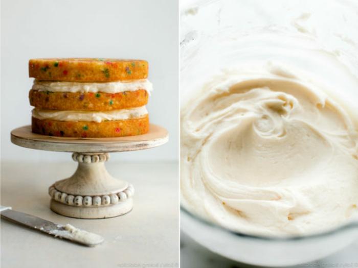 tarta de bizcocho con crema de mantequilla y vanilla, tartas infantiles, fotos de tartas de cumpleaños, tartas de cumpleaños originales para adultos, imagenes de tartas de cumpleaños, tartas de cumpleaños caseras