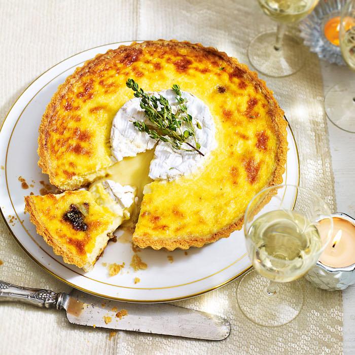 1 espectaculares ideas de entrantes originales fritata quesos brie ideas de entrantes