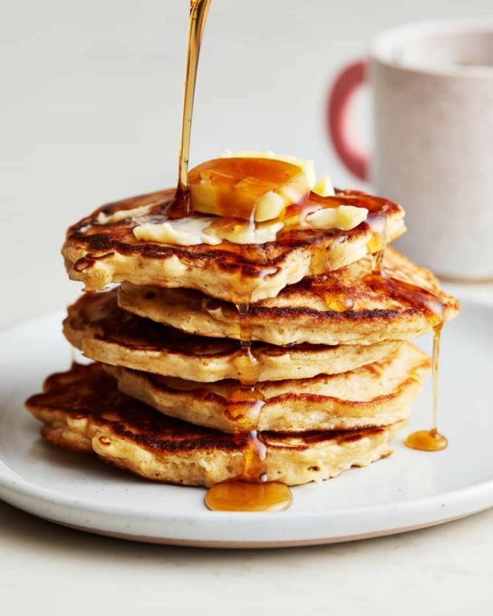 ideas sobre como preparar tortitas de avena para un desayuno rico, sano y nutritivo, los mejores desayunos para bajar de peso
