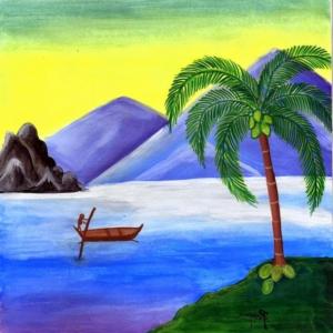 Ejemplos de dibujos de paisajes que te inspirarán
