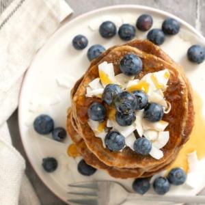 Tortitas de avena y otras recetas de panqueques saludables