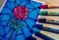 80 ejemplos de dibujos abstractos que enamoran