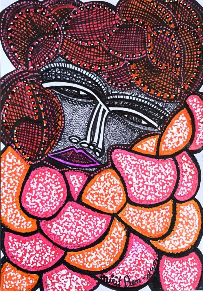 dibujos para pintar, dibujos con acuarelas, dibujos chulos en colores, fotos de dibujos en colores vibrantes, ideas de dibujos
