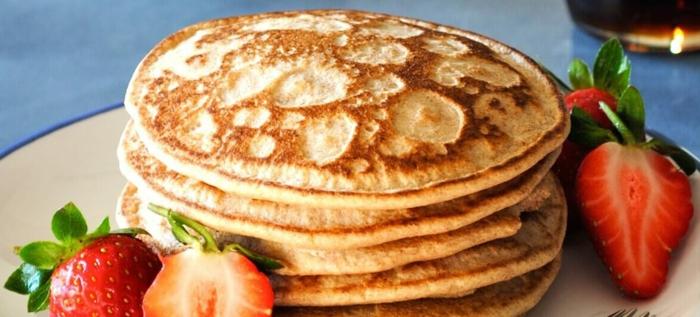 recetas de crepes y tortitas, fotos de desayunos saludables y faciles de hacer en casa, como hacer panqueques ricas