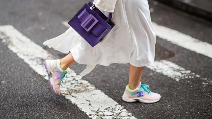 5 las mejores ideas de vestidos tumblr y prendas en estiestilo zapatillas bolso color lila ideas de estilocasual
