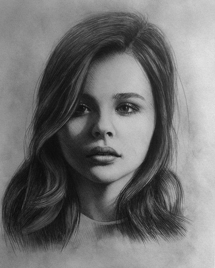 como dibujar una cara paso a paso, como dibujar una cara facil, dibujos a lapiz faciles para principiantes, fotos de dibujos