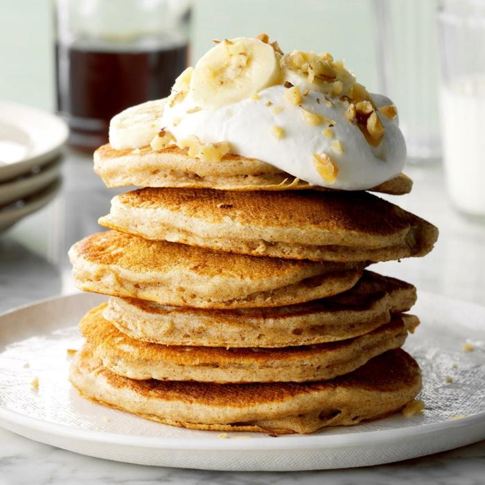 como hacer panqueques esponjosos, como hacer tortitas americanas, como hacer tortitas caseras, tortitas veganas