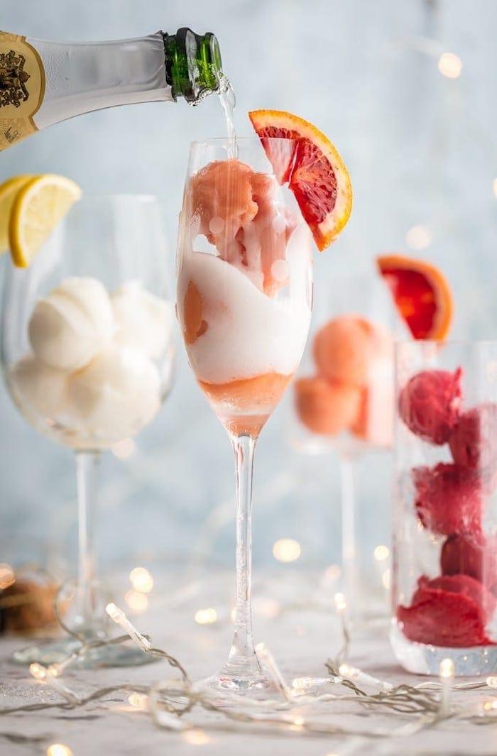 a preparar helado con frutas naranja helado fitness con moras ideas de helados caseros faciles