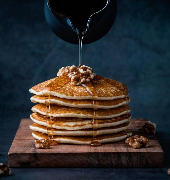 como hacer tortitas integrales esponjosas paso a paso, como hacer tortitas americanas, recetas de tortitas ricas y faciles de hacer