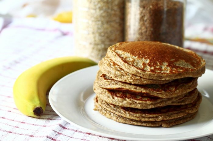 geniales propuestas sobre como hacer tortitas integrales, fotos con ideas de recetas caseras ricas, desayunos saludables