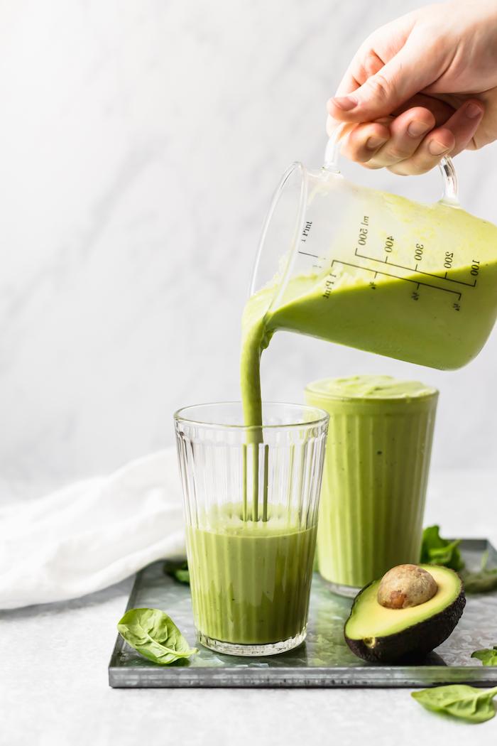 a preparar un smoothie verde, ideas de batidos naturales y recetas paso a paso, como hacer un smoohtie sano