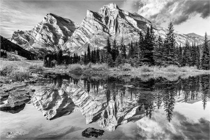 alucinantes ideas si=obre como dibujar un paisaje montañoso tecnicas blanco y negro dibujos en colores paisajes para dibujar