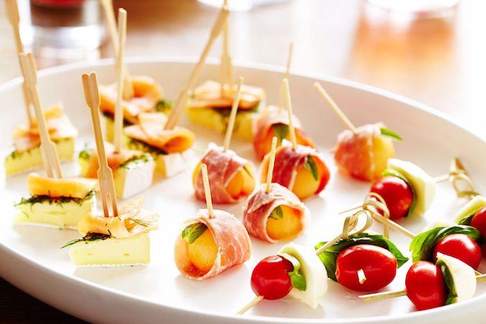 aperitivos faciles y elegantestres tipos de canapes para picoteo ideas de aperitivos sencillos y deliciosos para hacer en casa