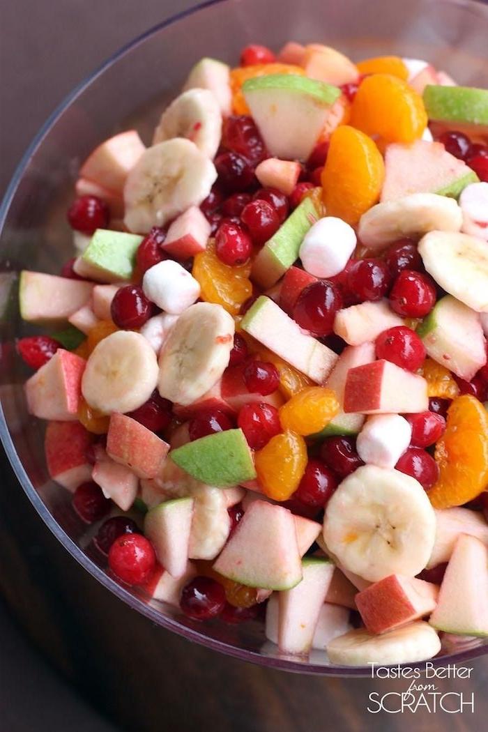 postres faciles para impresionar, fotos de postres con frutas, ideas de ensaladas de frutas y verduras faciles de hacer