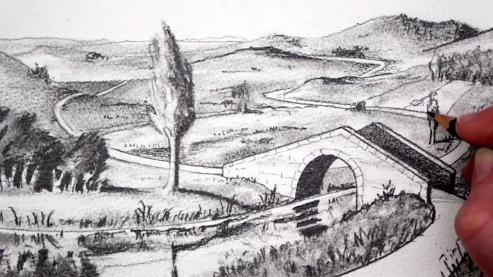 bonitos dibujos en blanco y negro dibujos a lapiz ideas de dibujos de paisajes fotos de dibujos originales