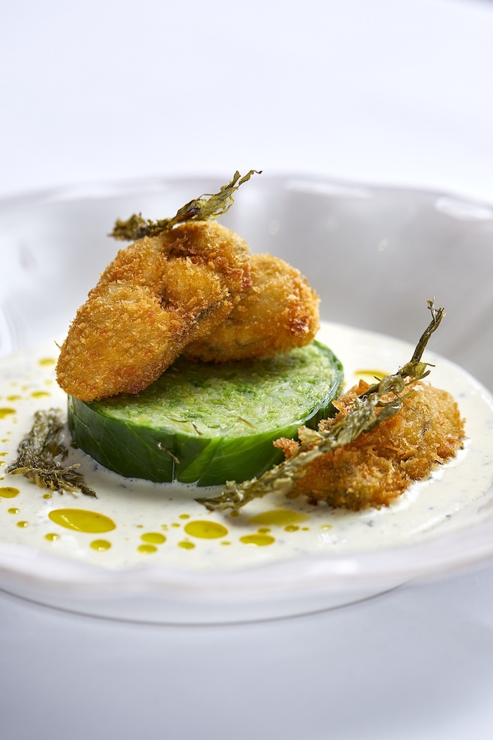 canape vegetariano con calabacines ideas de recetas de entrantes faciles para sorprender recetas paso a paso