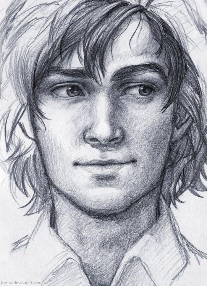 expresiones faciales, caras para dibujar, fotos de dibujos en blanco y negro, ideas de dibujos faciles de hacer