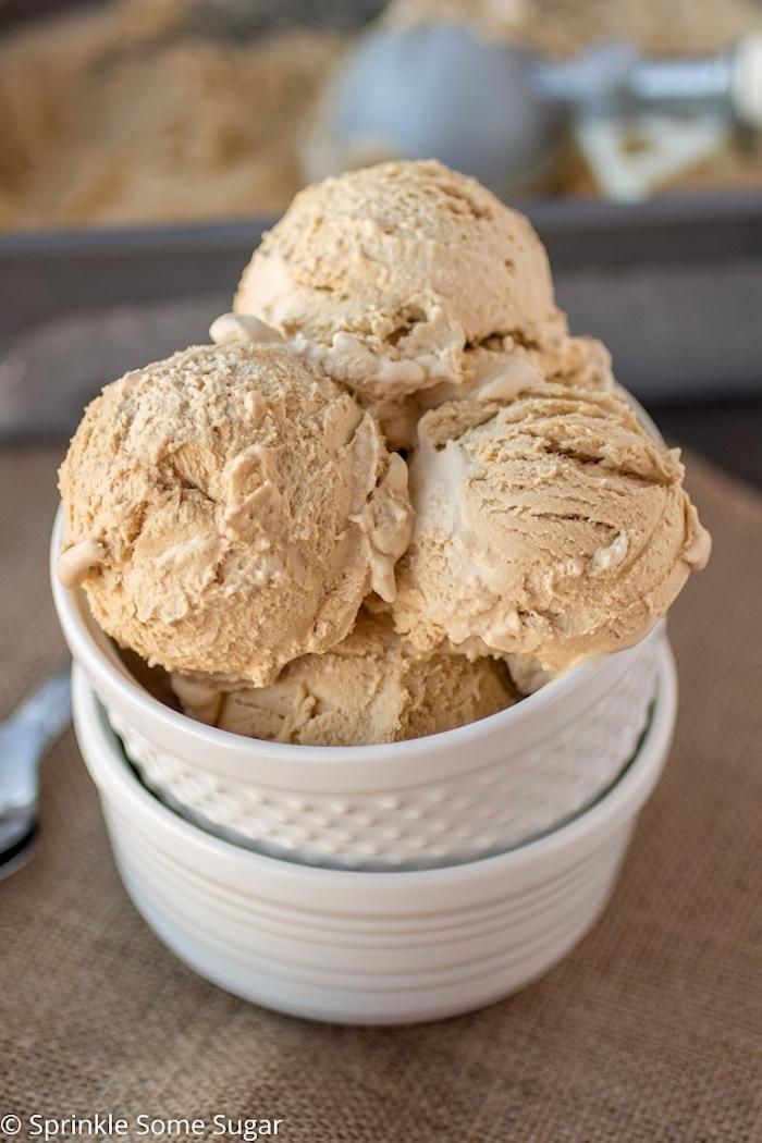 caramelo helado casero helado de chocolate casero ideas de postres con choloate faciles de hacer postrrs saludables