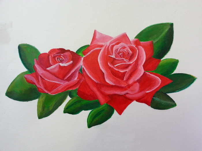 colores vibrantes dibujos de rosas dibujos con acuarelas como hacer dibujos de flores en bonitos colores ideas de dibujos