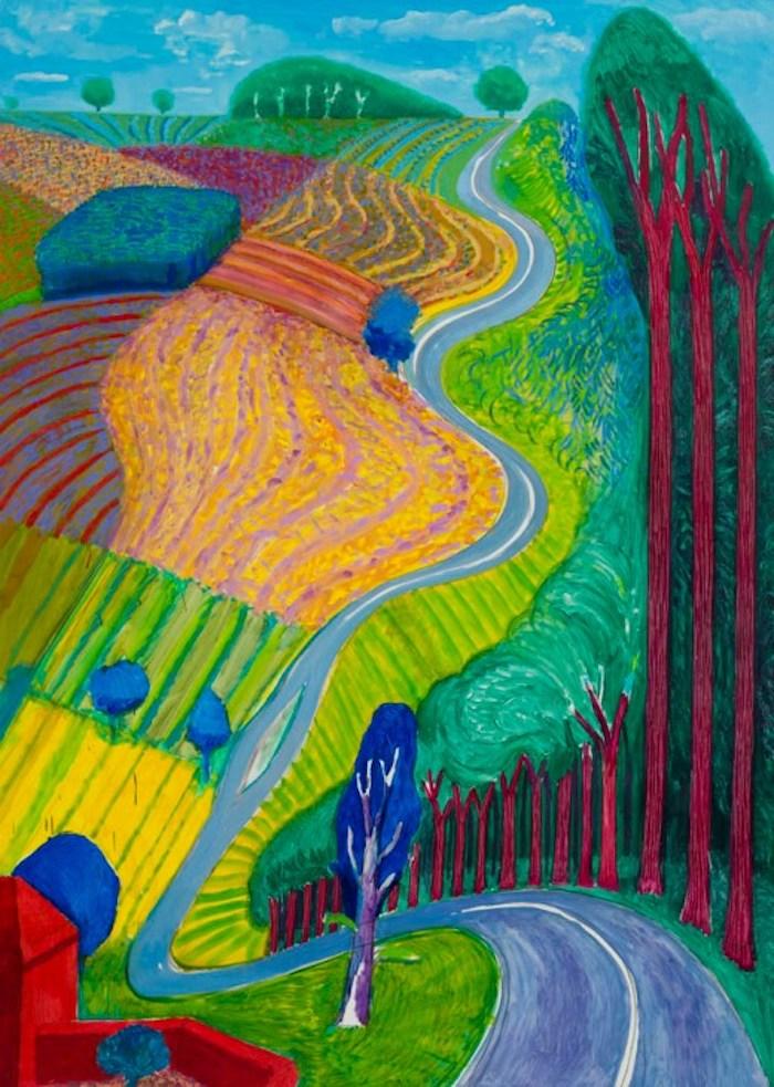 como dibujar un paisaje chulo dibujos de paisajes faciles ideas de dibujos de campos naturaleza en verano