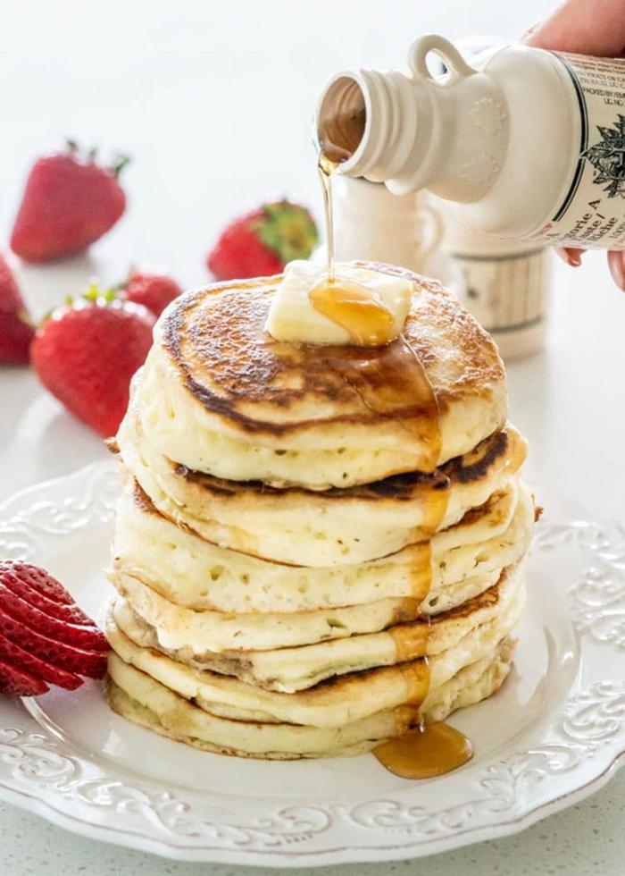 las mejores ideas de tortitas caseras, como hacer tortitas americanas, como hacer tortitas caseras, tortitas veganas, ideas de recetas