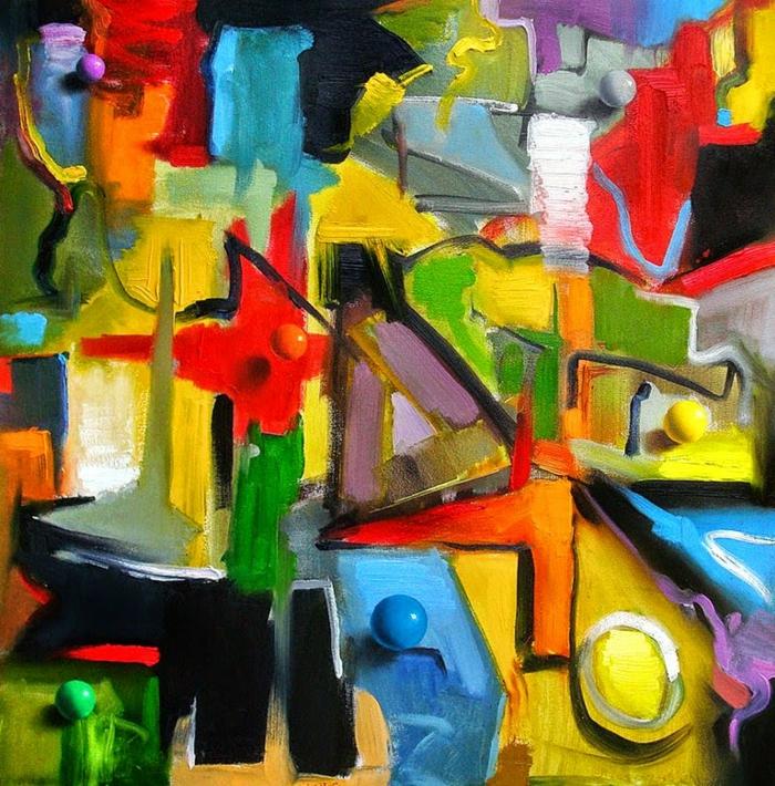 ejemplos del arte abstracto, 65 ideas sobre como hacer un cuadro abstracto, ideas de dibujos faciles de hacer
