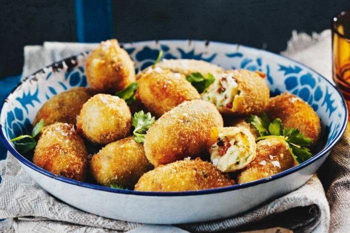 croquetas de jamon faciles y rapidas recetas faciles para sorprender a invitados fotos de entrantes delciosos y faciles de hacer
