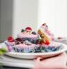 deliciosas propuestas de postres con helado madalenas caseras faciles de hacer magdalenas con= skyr frutas frescas ideas de recetas