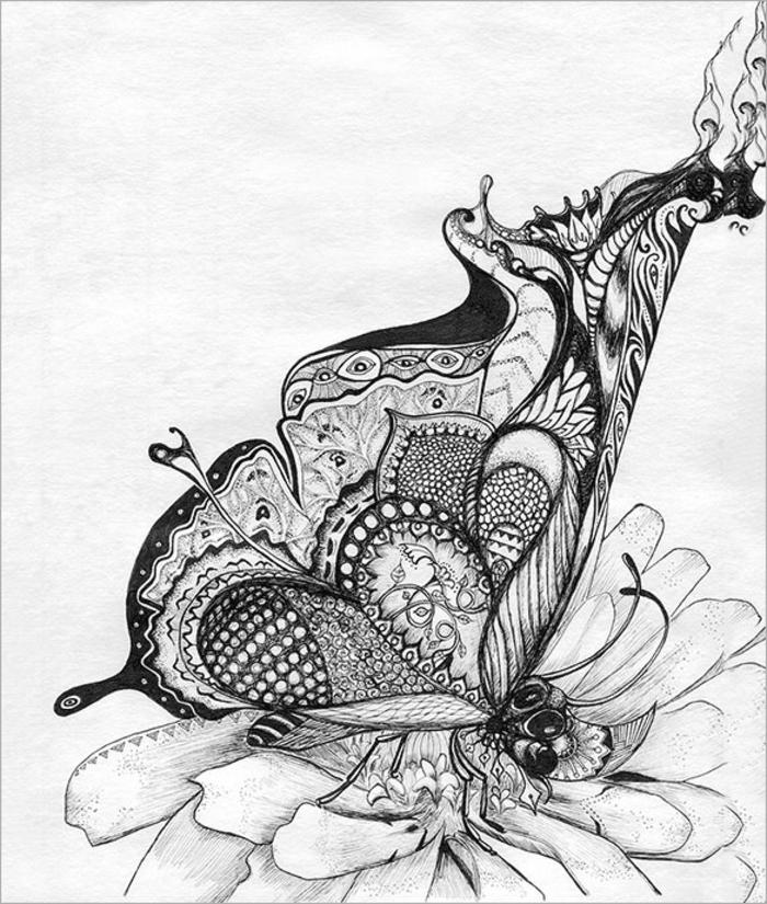 las mejores ideas sobre como hacer dibujos en blanco y negro inspiradores, ideas de dubujos faciles de hacer
