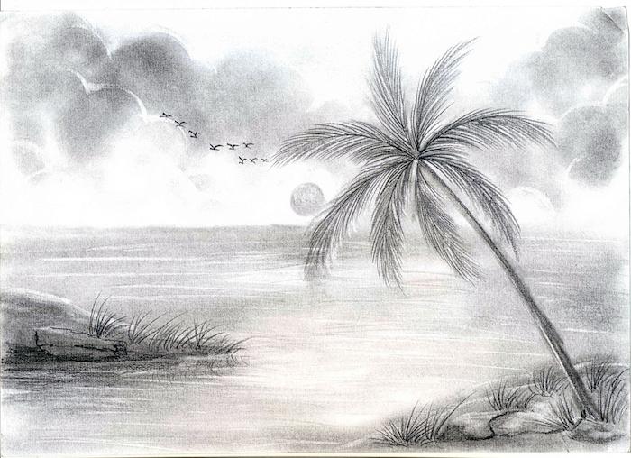 beautiful landscape drawing beautiful landscape drawing drawings of beautiful landscape cool