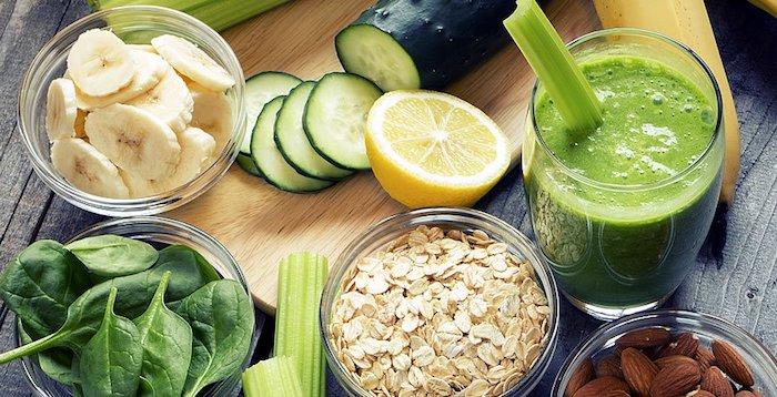 desayunos saludables con frutas y cereales, fotos de desayunos con smoothies, ideas de recetas caseras faciles y rapidas
