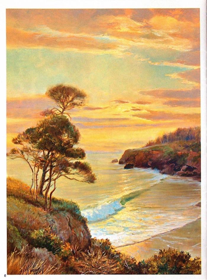 fenomenales ideas de dibujos en colores bonitos dibujos de paisajes faciles fotos de dibujos de paisajes de naturaleza