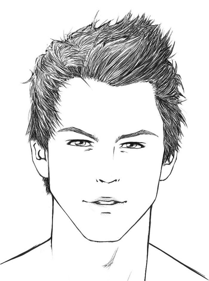 dibujos a lapiz faciles para principiantes y dibujos realistas para invitados, ideas de dibujos originales y faciles de hacer