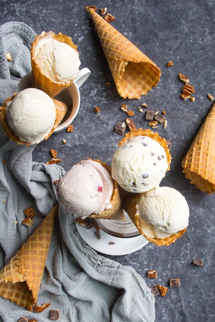 helado casero receta paso a paso como hacer el mejor helado ideas de recetas caseras faciles de hacer en casa
