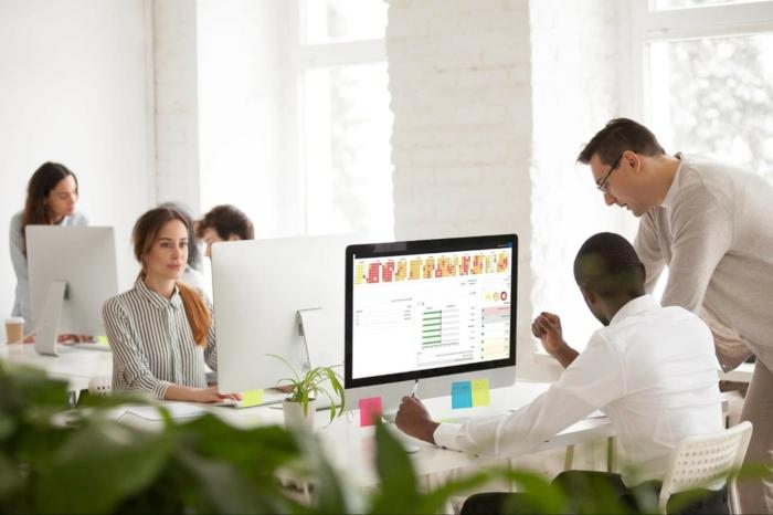 herramientas de colaboracion de codigo abierto ventajas de las sistemas colaborativas oficina empleados espacio compartido ordenadores