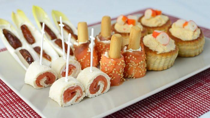 ideas de entrantes originales y facles de hacer en casa comidas para picoteo fotos de recetas caseras