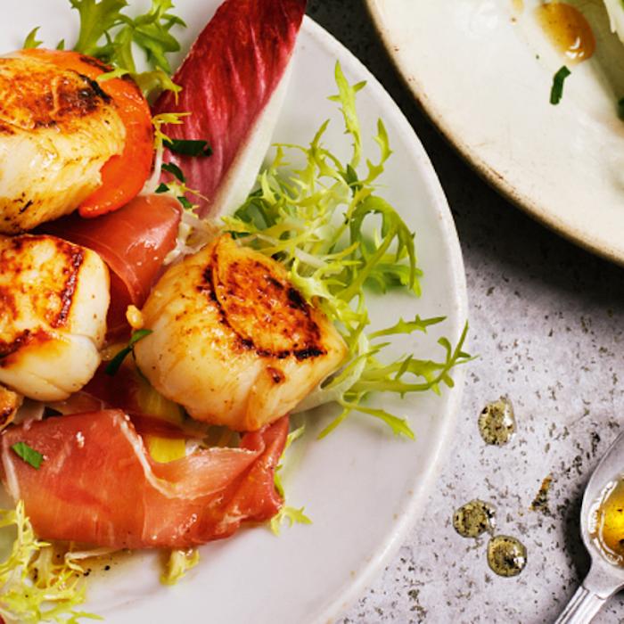 langostinos verduras ideas de platos ricos con mariscos canapés faciles y vistosos fotos de entrantes originales