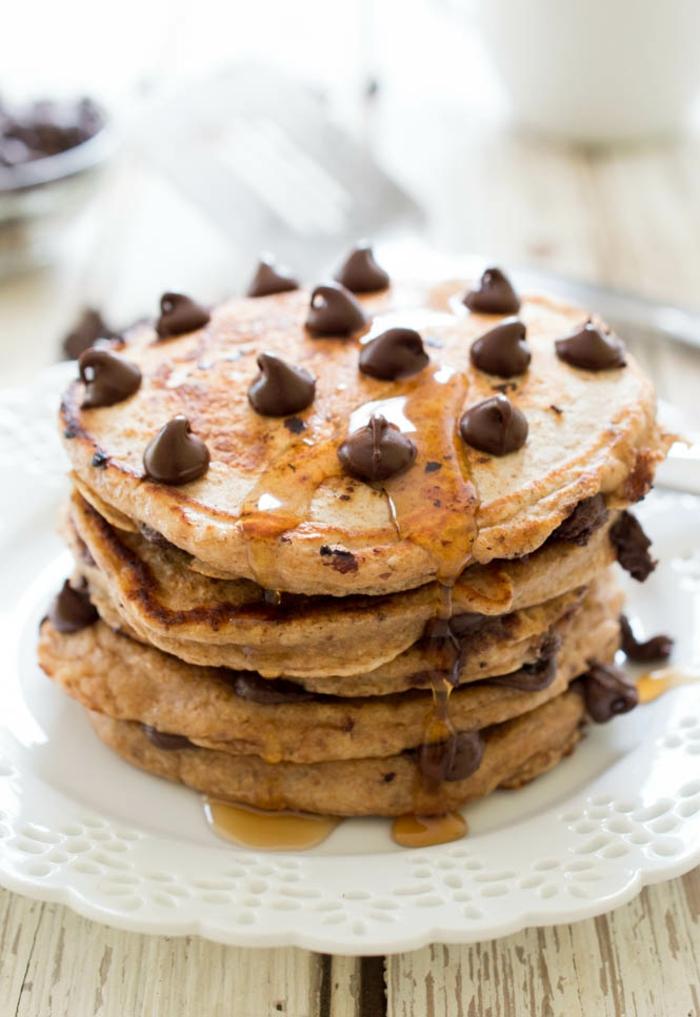 como hacer tortitas americanas, como hacer tortitas caseras, tortitas veganas, recetas con tortitas integrales, ideas de recetas