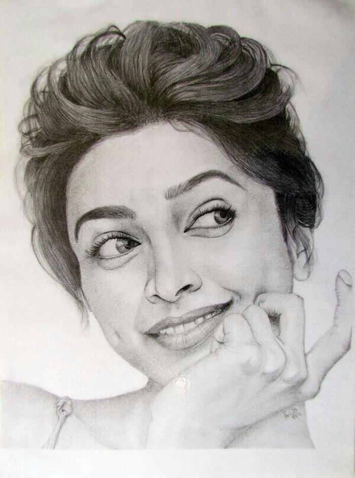 dibujos a carboncillo inspiradores, fotos de dibujos chulos y faciles de hacer, como dibujar a una mujer, fotos de dibujos