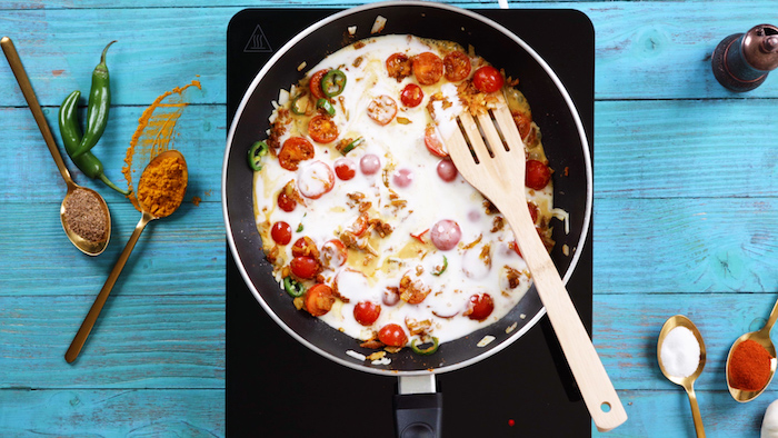 аñadir coco como preparar garbanzos al curry ideas de recetas con curry faciles y rapidas para toda la familia